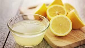 чем поможет лимонный сок в чистке дивана